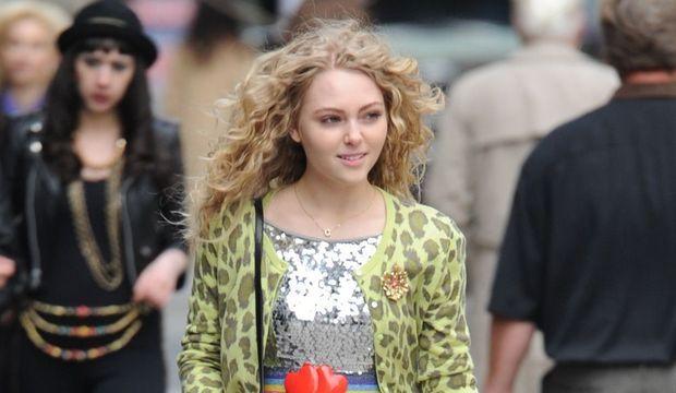 Carrie's Diaries Joli minois AnnaSophia Robb-