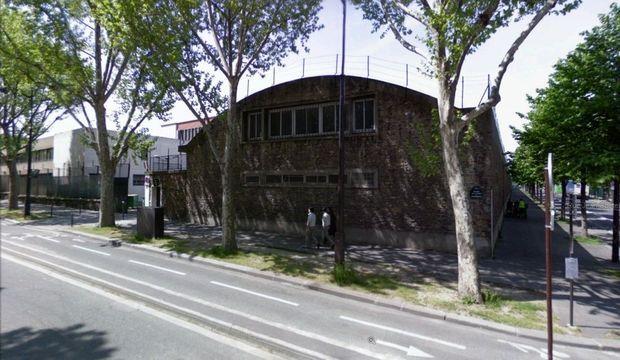 Caserne avenue de la porte des poissonniers-