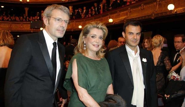 Catherine Deneuve, Lambert Wilson, François Ozon-