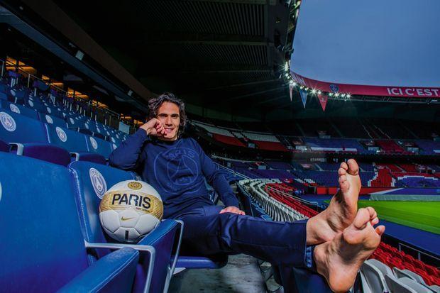 Des pieds martyrisés par des milliers d'heures de foot. Comme ceux des danseurs…