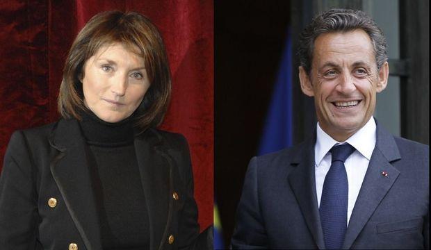 Cécilia Attias-Nicolas Sarkozy-