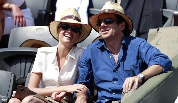 Céline Bosquet et Patrick Bruel-