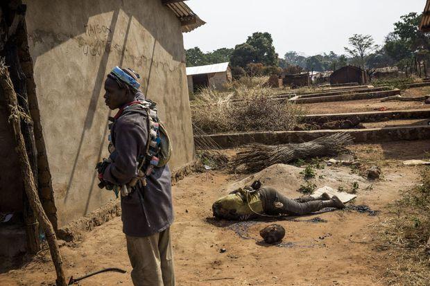 """Un homme décapité par un milicien chrétien """"anti-balaka"""""""