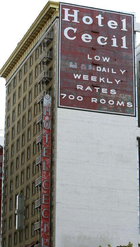 Chacun des 700 chambres semble avoir accueilli un drame.