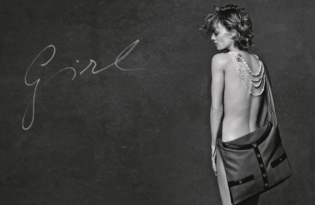 Vanessa Paradis mise à nue par Chanel