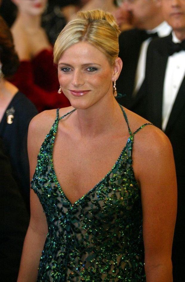 Charlene Croix Rouge 2006-