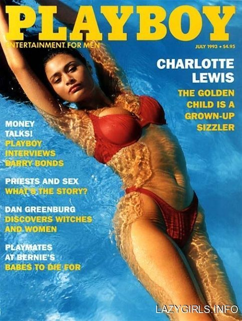 Charlotte Lewis-