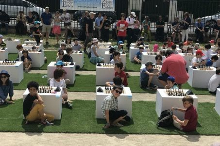 Un lieu dédié aux échecs pour la jeunesse et les passionnés, c'est ce que devrait devenir le château d'Asnières, ici le 27 juin 2017