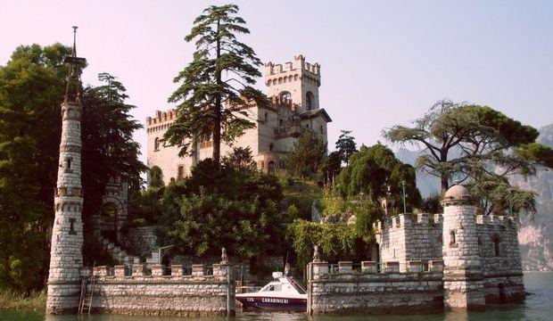 chateau ile de loreto-