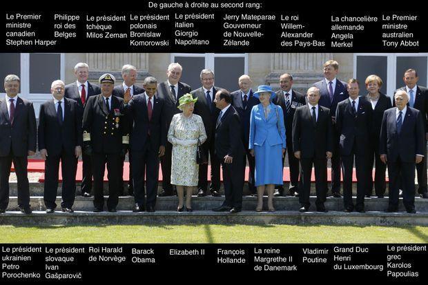 Chefs d'Etats