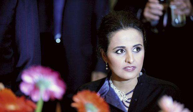 Cheikha Al-Mayassa bin Khalifa-