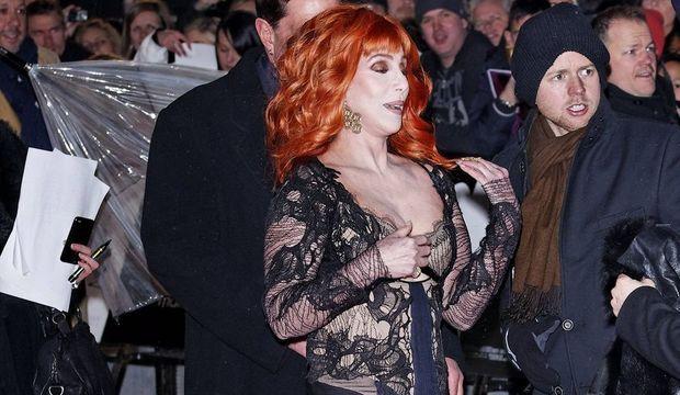 Cher-Cher Burlesque