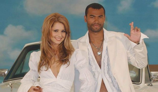 Cheryl Cole et Ashley Cole-