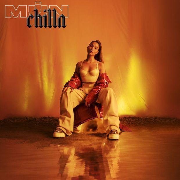 La couverture de l'album de Chilla.
