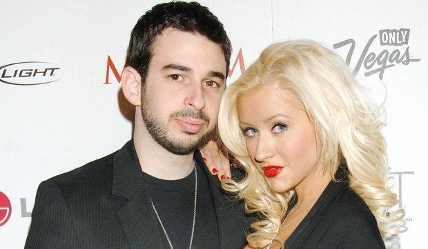 Christina Aguilera et Jason Bratman -