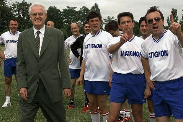 1999, Lionel Jospin et Manuel Valls à Cintegabelle.