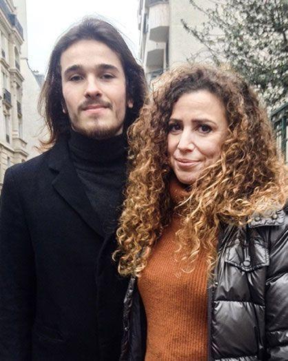 Clément et Natalie ont survécu à l'incendie de la rue Erlanger.