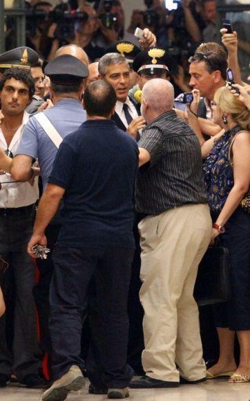 Clooney Tribunal Milan-