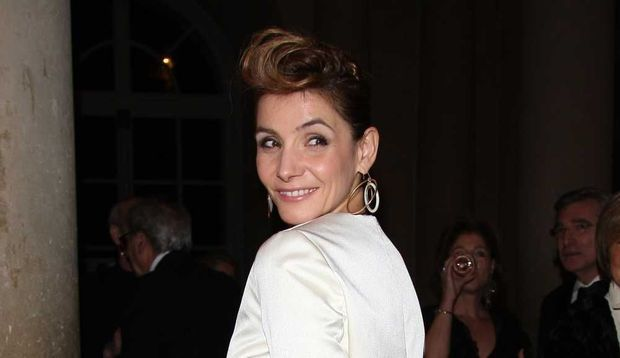 Clotilde Courau-