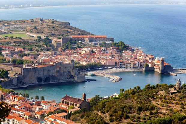Collioure,-France