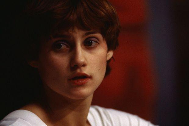 Nadia Comaneci en 1978.