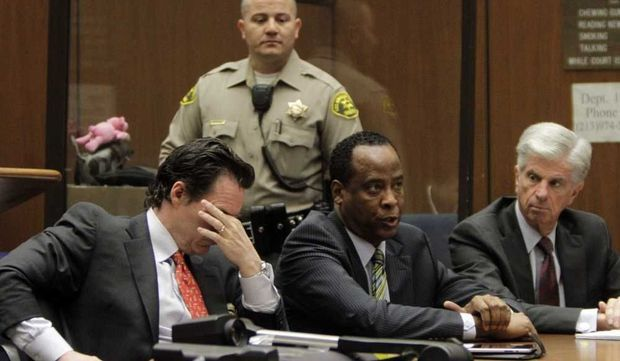 Conrad Murray-