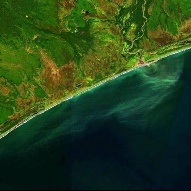 Les polluants semblent provenir de la rivière Nalitcheva.
