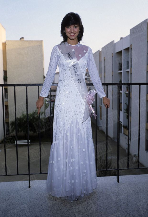 Corinne Ascione en 1983.