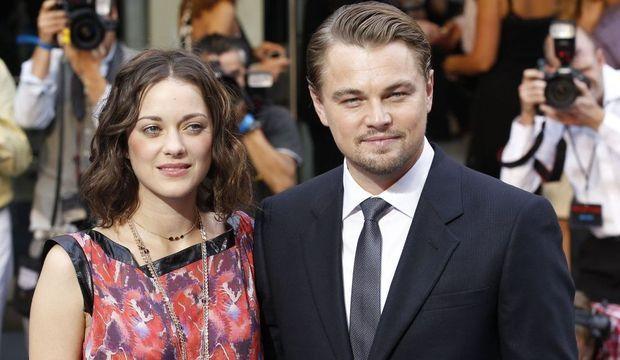 Cotillard DiCaprio-