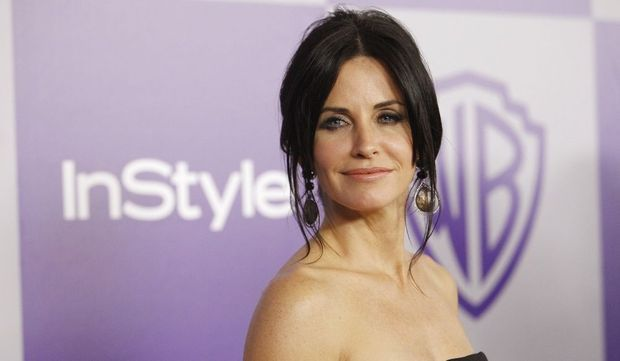 Courteney Cox-