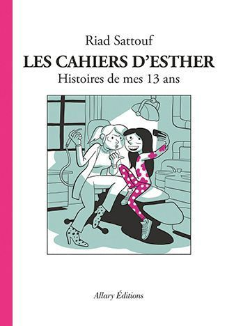 couv cahier esther