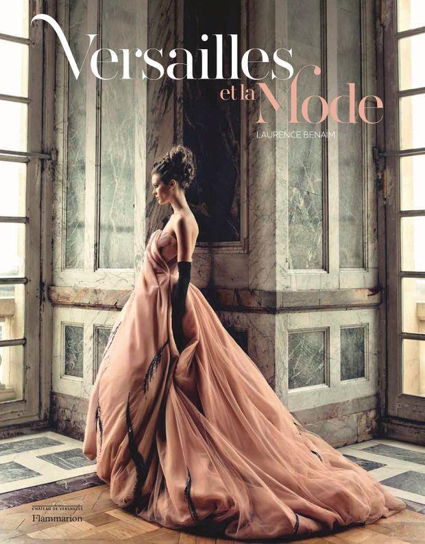 Couv Versailles Mode Flammarion