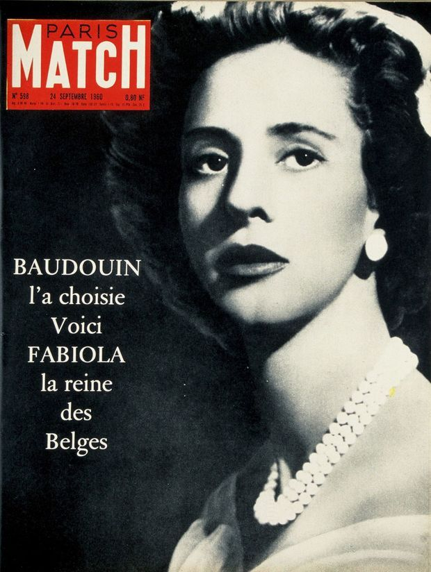 Couverture du Paris Match n°598 du 24 septembre 1960.