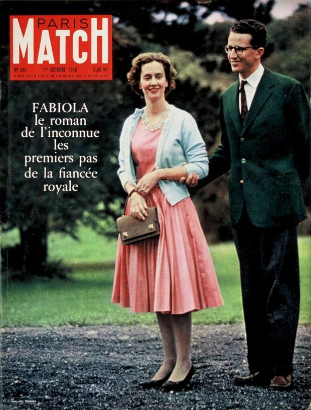 Couverture du Paris Match n°599 du 1er octobre 1960.