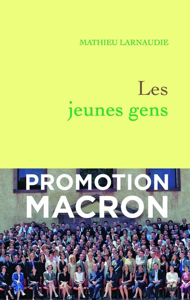 «Les Jeunes gens», de Mathieu Larnaudie, éd. Grasset. A paraître le 4 avril.