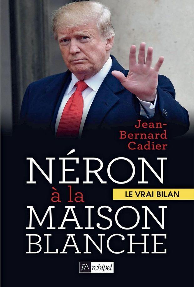 Couverture Néron à la Maison-Blanche