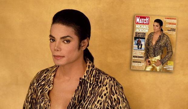 Couverture PM 3169 Michael Jackson le mystère de sa mort-