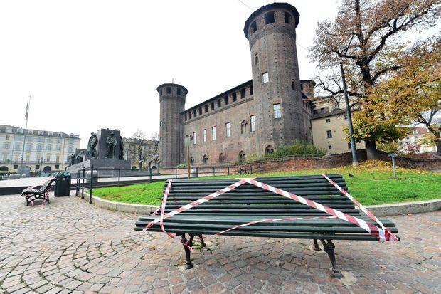 A Turin (Italie), le 6 novembre.
