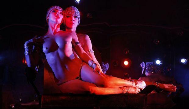 Crazy Horse Louboutin-