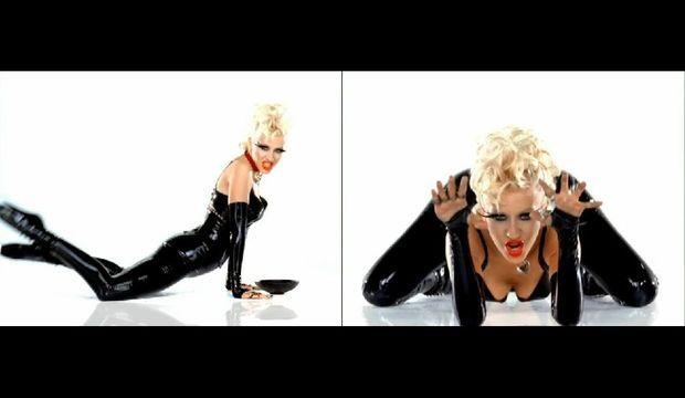 Cristina Aguilera-