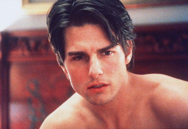 Tom Cruise dans «Eyes Wide Shut» de Stanley Kubrick, en 1999.