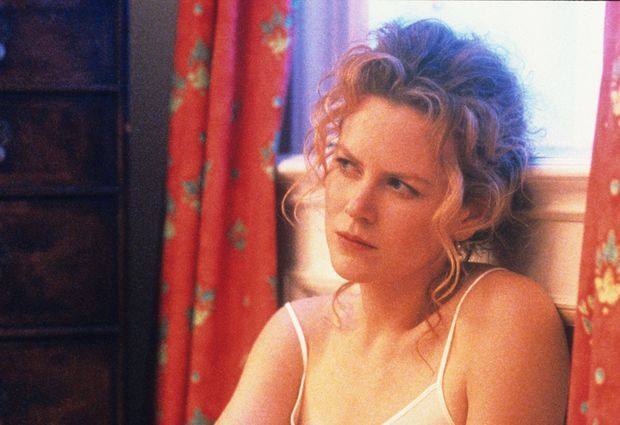 Nicole Kidman dans «Eyes Wide Shut» de Stanley Kubrick, en 1999.