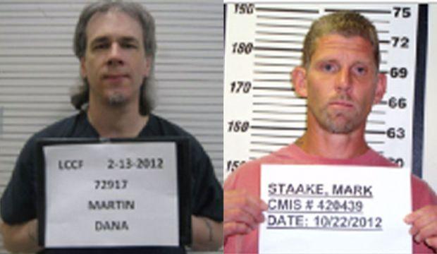 Dana Martin et Mark Staake-