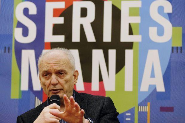 David Chase, le président du jury de Séries Mania.