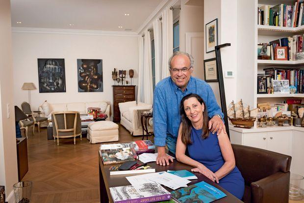 David et Jocelyne Khayat