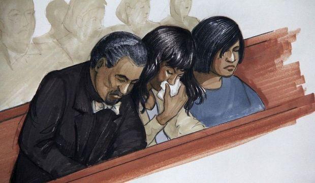 David Otunga, Jennifer et Julia Hudson -