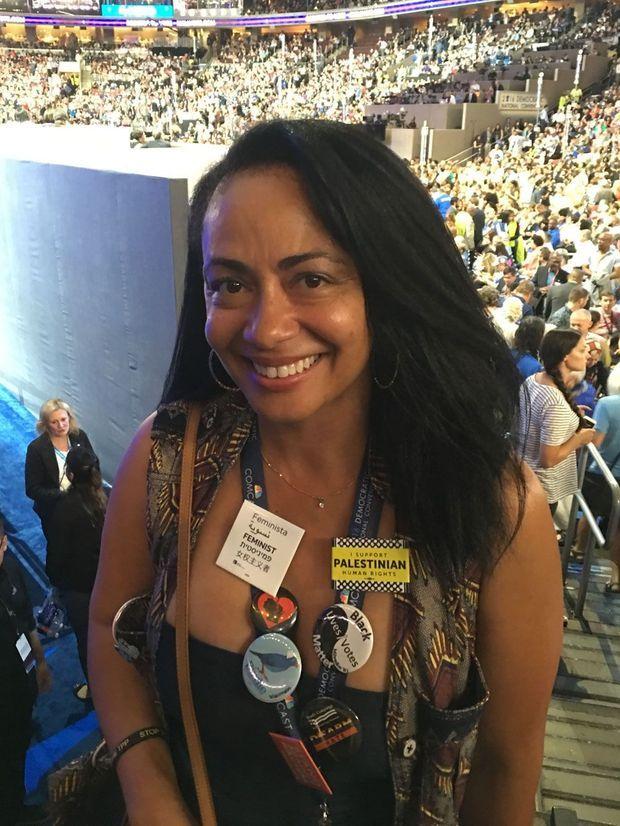 Deana Becker ne votera pas pour Hillary Clinton