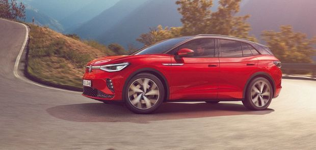 Déclinée en sportive (GTX à partir de 52450 €), l'ID.4 est la VW électrique la plus vendue aux professionnels.
