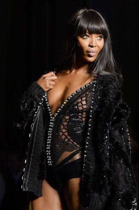 Défilé Haute Couture Atelier Versace automne-hiver 2013-2014 à Paris