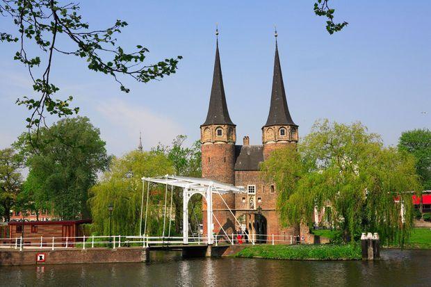 Delft,-Holland